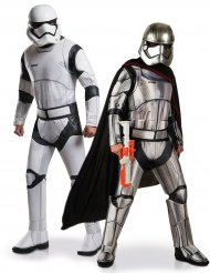 Koppelkostuum Stormtrooper™ en Captain Phasma™
