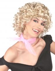 Blonde jaren 50 pruik voor dames