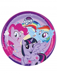 8 My Little Pony™ borden van karton