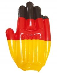 Opblaasbare Duitsland handschoen