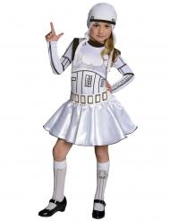 Star Wars™ Stormtrooper™ kostuum voor meisjes