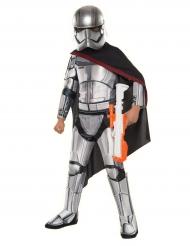 Luxe Captain Phasma™ Star Wars™ outfit voor kinderen