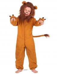 Origineel leeuw kostuum voor kinderen