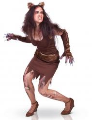 Weerwolf outfit voor vrouwen