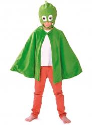 Gekko PJ Masks™ cape en masker voor kinderen