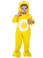 Gele Troetelbeertjes™ kostuum voor kinderen