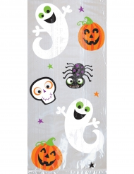 20 Halloween snoepzakjes voor kinderen