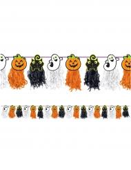 Vrolijke papieren Halloween slinger