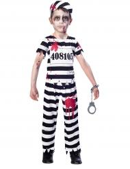 Zombie gevangene pak voor jongens