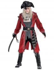 Zombie piratenkostuum voor mannen