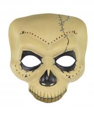 Dia de los Muertos tovenaar skelet masker