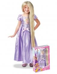 Prinses Raponsje™ kostuum met pruik voor meisjes