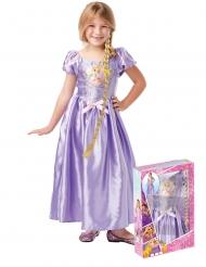 Prinses Raponsje™ kostuum voor meisjes in cadeauverpakking
