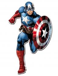 2 kartonnen Avengers™ muurdecoraties