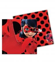 20 Ladybug™ servetten