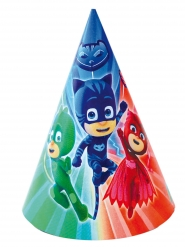 6 PJ Masks™ feesthoeden