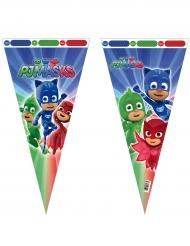 6 grote PJ Masks™ feestzakjes