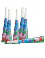 6 Peppa Pig™ toeters