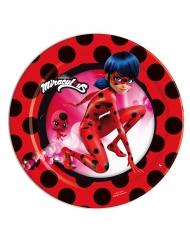 8 kleine kartonnen Ladybug™ borden