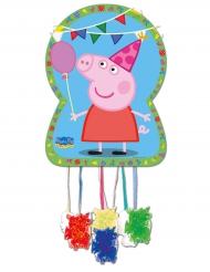 Kartonnen Peppa Pig™ pinata