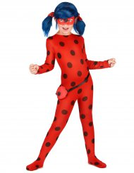 Lieveheersbeestje superheldin kostuum voor meisjes
