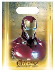 6 Avengers Infinity War™ feestzakjes