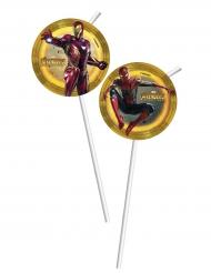 6 Avengers Infinity War™ rietjes