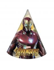 6 Avengers Infinity War™ feesthoedjes