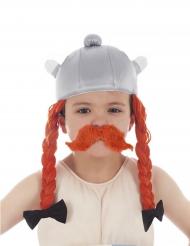 Asterix en Obelix™ Obelix helm voor kinderen