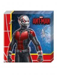 20 Ant-Man™ papieren servetten