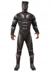 Deluxe Black Panther kostuum voor volwassenen