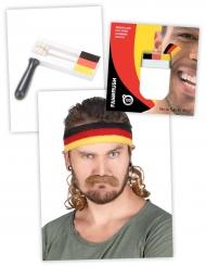 Duitse supporter set