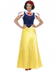 Lange prinsessen jurk voor vrouwen