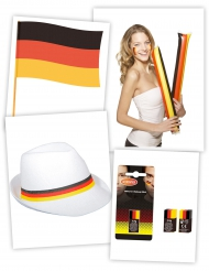 Duitse Manschaft supporter set