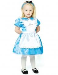 Alice in Wonderland™ kostuum voor baby