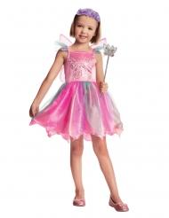 Roze fee kostuum voor meisjes