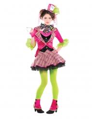 Hoedenmaker kostuum voor meisjes