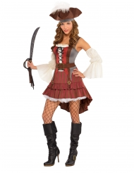 Verleidelijke piraat kostuum voor vrouwen