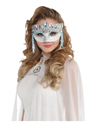 IJsprinses masker voor volwassenen