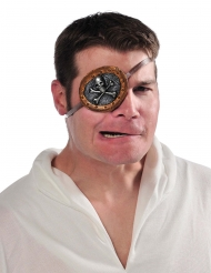 Doodskop ooglapje voor volwassenen