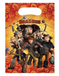 6 How to Train Your Dragon™ cadeauzakjes