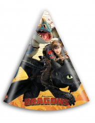 6 How To Train Your Dragon™ feesthoedjes