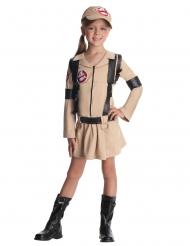 Ghostbusters™ kostuum met rugzak voor meisjes