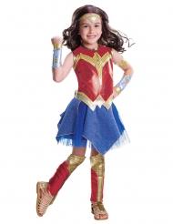 Deluxe Wonder Woman™ kostuum voor meisjes