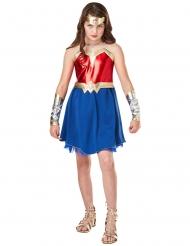 Justice League™ Wonder Woman™ kostuum voor meisjes