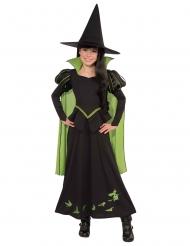 The Wizard of Oz™ Elphaba heks kostuum voor meisjes