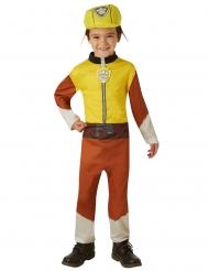 Klassiek Rubble™ Paw Patrol kostuum voor kinderen
