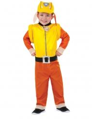 Rubble Paw Patrol™ kostuum voor kinderen