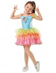 Deluxe Rainbow Dash My Little Pony™ kostuum voor meisjes