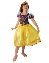 Sneeuwwitje™ kostuum met kroon voor meisjes